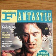 Coleccionismo de Revistas y Periódicos: REVISTA FANTASTIC MAGAZINE Nº3 ABRIL 1992. Lote 112063131
