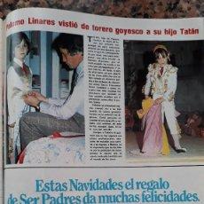 Coleccionismo de Revistas y Periódicos: PALOMO LINARES TATAN . Lote 112181387