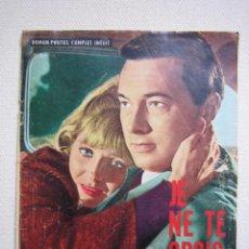 Coleccionismo de Revistas y Periódicos: REVISTA FOTONOVELA FRANCESA. Lote 112358747