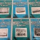 Coleccionismo de Revistas y Periódicos: LE MODELE REDUIT DE BATEAU, 1961 REVISTA BIMESTRAL FRANCESA, BARCOS, MODELISMO,MAQUETAS,CONSTRUCCIÓN. Lote 112416903