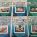 Coleccionismo de Revistas y Periódicos: LE MODELE REDUIT DE BATEAU, 1959 REVISTA BIMESTRAL FRANCESA, BARCOS, MODELISMO,MAQUETAS,CONSTRUCCIÓN. Lote 112417279