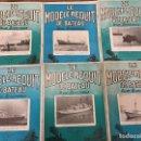 Coleccionismo de Revistas y Periódicos: LE MODELE REDUIT DE BATEAU, 1958 REVISTA BIMESTRAL FRANCESA, BARCOS, MODELISMO,MAQUETAS,CONSTRUCCIÓN. Lote 112417551