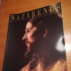 Coleccionismo de Revistas y Periódicos: REVISTA LIBRO NAZARENOS DE LA COFRADÍA DE JESÚS NAZARENO DE MURCIA . Lote 112442283