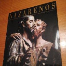 Coleccionismo de Revistas y Periódicos: LIBRO REVISTA SEMANA SANTA NAZARENOS DE LA COFRADÍA DE JESÚS NAZARENO DE MURCIA . Lote 112444539
