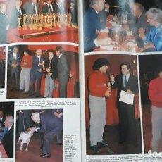 Coleccionismo de Revistas y Periódicos: DIEGO ARMANDO MARADONA NORMA DUVAL TROFEOS AS 84. Lote 112502147