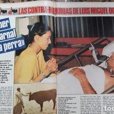 Coleccionismo de Revistas y Periódicos: JOSE LUIS DOMINGUIN PAOLA. Lote 112551455