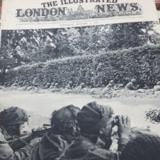 Coleccionismo de Revistas y Periódicos: THE ILLUSTRATED LONDON NEWS OCTUBER 1944. Lote 112612539