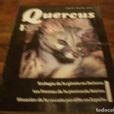Coleccionismo de Revistas y Periódicos: REVISTA QUERCUS CUADERNO 87 - MAYO 1993 - GINETA. Lote 112649799