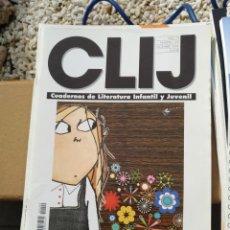 Coleccionismo de Revistas y Periódicos: REVISTA CLIJ N 199 DICIEMBRE 2006. Lote 112698508