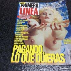 Coleccionismo de Revistas y Periódicos: PRIMERA LINEA Nº 133 MAYO 1996 SALMA HAYECK, SEAN PENN. Lote 222063662