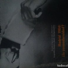 Coleccionismo de Revistas y Periódicos: LA LUNA DE MADRID Nº 1. Lote 112809131