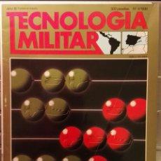 Coleccionismo de Revistas y Periódicos: TECNOLOGIA MILITAR N° 4 1996. Lote 112887800
