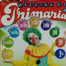 Coleccionismo de Revistas y Periódicos: REVISTA MAESTRA DE PRIMARIA N°18. Lote 112902971