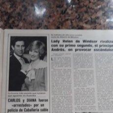 Coleccionismo de Revistas y Periódicos: LADY DI DIANA DE GALES . Lote 112934231
