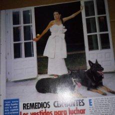 REMEDIOS CERVANTES MONTOYA MISS ESPAÑA 1986