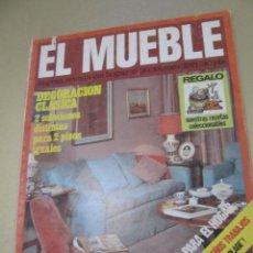 Coleccionismo de Revistas y Periódicos: REVISTA EL MUEBLE FEBRERO 1971 . Lote 113038603