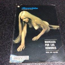 Coleccionismo de Revistas y Periódicos: ATREVIDA, Nº 2 MARCADA POR LOS HOMBRES, MARIA JOSE CANTUDO - MAXIMO VALVERDE - KAREN WELL. Lote 113116943