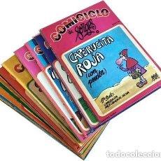 Coleccionismo de Revistas y Periódicos: COMICICLO (DEL 1 AL 27. COMPLETA) ED SEDMAY: FORGES, CHUMY CHUMEZ, PABLO, MINGOTE, SERAFÍN, EL CUBRI. Lote 113244047