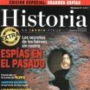 Coleccionismo de Revistas y Periódicos: HISTORIA DE IBERIA VIEJA EXTRA N. 9 - EN PORTADA: ESPIAS EN EL PASADO (NUEVA). Lote 164885662