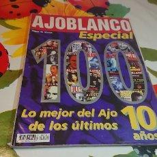 Coleccionismo de Revistas y Periódicos: AJOBLANCO NÚMERO ESPECIAL 100 AÑOS. Lote 113337603