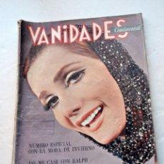 Coleccionismo de Revistas y Periódicos: REVISTA VANIDADES CONTINENTAL. Nº 23 AÑO 1966. Lote 113491839