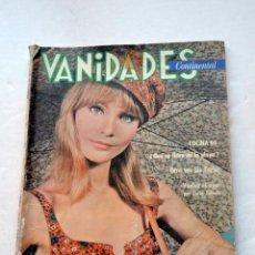Coleccionismo de Revistas y Periódicos: REVISTA VANIDADES CONTINENTAL. Nº 17. AÑO 1966. Lote 113492031