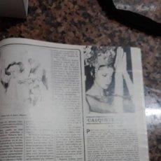 Coleccionismo de Revistas y Periódicos - amparo muñoz miss españa miss universo - 113532019
