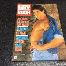 Coleccionismo de Revistas y Periódicos: GAY BOOK Nº 11 - REVISTA GAY AÑOS 90. Lote 276595408
