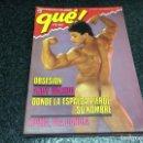 Coleccionismo de Revistas y Periódicos: QUE ¿ TE VA ? Nº 16 - REVISTA GAY AÑOS 90. Lote 165525165