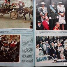 Coleccionismo de Revistas y Periódicos: BODA DEL PRINCIPE ANDRES Y SARAH FERGUSON FERGIE. Lote 113725039