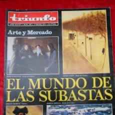 Coleccionismo de Revistas y Periódicos: REVISTA TRIUNFO NÚMERO 588 ENERO 1974. Lote 113785079