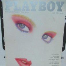 Coleccionismo de Revistas y Periódicos: REVISTA PLAYBOY INGLES. MAYO 1988 TIENE POSTER DIANA LEE. Lote 113817927