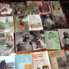 Coleccionismo de Revistas y Periódicos: REVISTA TRIMESTRAL MI SANTO ÁNGEL. Lote 53457597