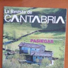 Coleccionismo de Revistas y Periódicos: REVISTA DE CANTABRIA. N°107. ABRIL-JUNIO 2002.. Lote 114150964