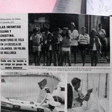 Coleccionismo de Revistas y Periódicos: INFANTA ELENA CRISTINA . Lote 114224067