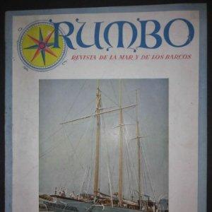 Rumbo, revista de la mar y de los barcos año IV numero 36 (1951)