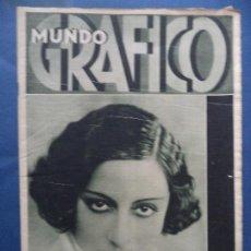 Coleccionismo de Revistas y Periódicos: MUNDO GRAFICO.15-4-1931. Lote 114241667