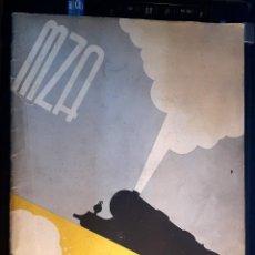 Coleccionismo de Revistas y Periódicos: FERROCARRIL - M Z A - REVISTA 1936. Lote 114485371