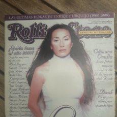 Coleccionismo de Revistas y Periódicos: ROLLING STONE N°3 LUZ CASAL. Lote 114604166