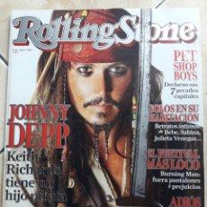 Coleccionismo de Revistas y Periódicos: ROLLING STONE N° 82. JOHNNY DEPP. Lote 114627622