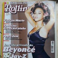Coleccionismo de Revistas y Periódicos: ROLLING STONE N° 83. PORTADA DOBLE: BEYONCÉ & JAY-Z. Lote 218889152