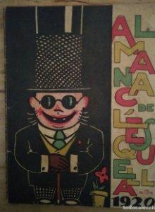 1920 Almanac De L'Esquella 1920 L,esquella de la torratxa
