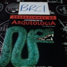 Coleccionismo de Revistas y Periódicos: SELECCIONES DE MISTERIOS DE LA ARQUEOLOGÍA NÚMERO 9 SECRETO PIRÁMIDES. Lote 114717170