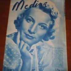 Coleccionismo de Revistas y Periódicos: REVISTA MEDINA, AÑO 1942. Lote 114744043
