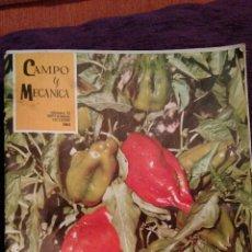 Coleccionismo de Revistas y Periódicos: REVISTA CAMPO Y MECÁNICA, AÑO 1963, ÚNICA EN INTERNET, PRECIOSA. Lote 114746666