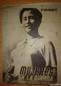 Revista Estamoa. Año X.  Nº 497. 26 de diciembre 1937. Guerra civil española