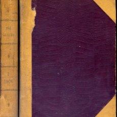 Coleccionismo de Revistas y Periódicos: NOS LOISIRS. LE JOURNAL - REVUE DE LA FAMILLE. VOLUME I, NUMERO 1 (07-1906) A NUMERO 27 (12-1906).. Lote 114880407