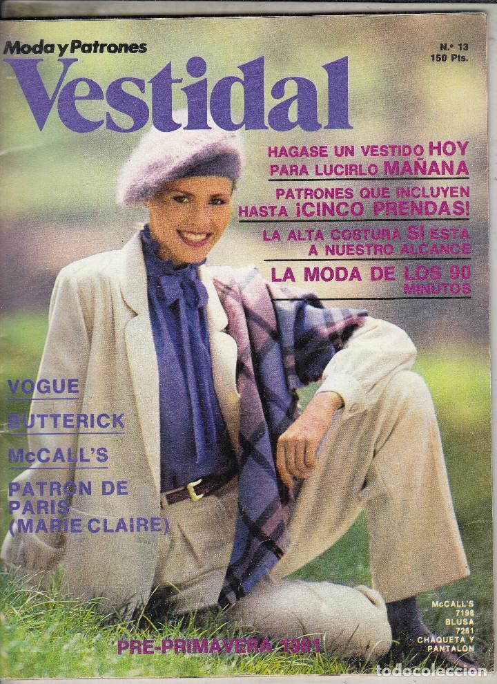 revista vestidal moda y patrones nº 18 pre-prim - Comprar Otras ...