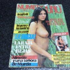 Collection Magazines and Newspapers - NUMERO UNO Nº 10 REVISTA EROTICA DE LOS 90 - 115097499