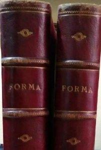 Forma. Publicació il.lustrada d'art espanyol antic modern i d'obres estranjeres existens a Espanya